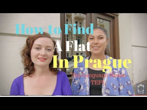 Apartments in Prague : Life in Prague Series from The Language House TEFL