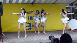 テクプリ RADIO3七夕ビレッジ2012 仙台七夕まつり勾当台公園円形公園