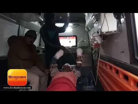 देवरिया के रामपुर थाने में विस्फोट से मुंशी के पंजे उड़े Mp3