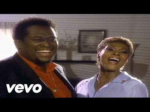 Dionne Warwick, Luther Vandross - How Many Times Can We Say Goodbye