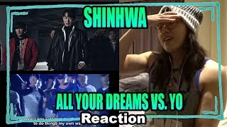 Support! SHINHWA - All Your Dreams (2018) OFFICIAL MV - https://www...