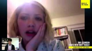 Ideas at the House: Tavi Gevinson Interview (Part 1)