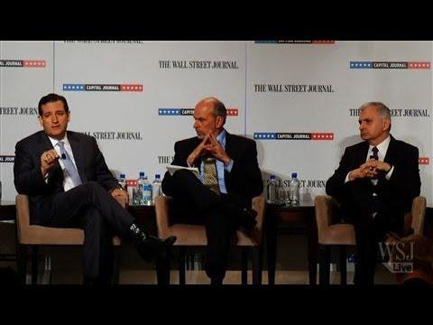 Senators Ted Cruz, Jack Reed on Ukraine Crisis