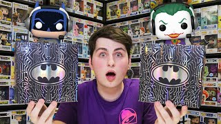 DC Gamer Funko Pop Mystery Box Unboxing! (x2)