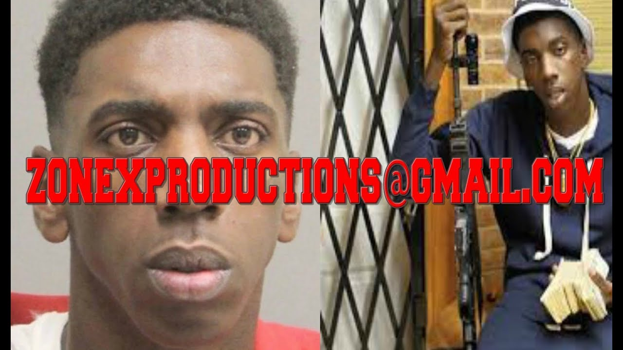Baton Rouge Rapper Maine Musik ARRESTED On Gun Charge&2