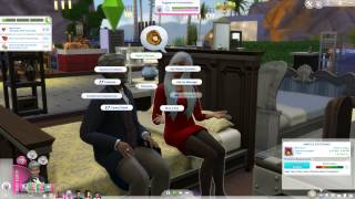 How to have a successful date in sims 4