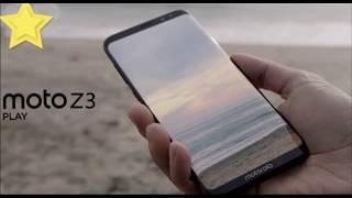 Moto Z3 With 5G Moto Mode Full Details