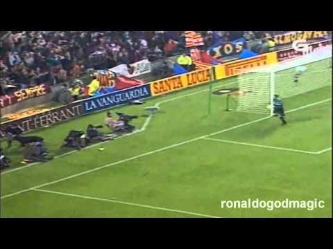 96/97 Home Ronaldo VS Valencia