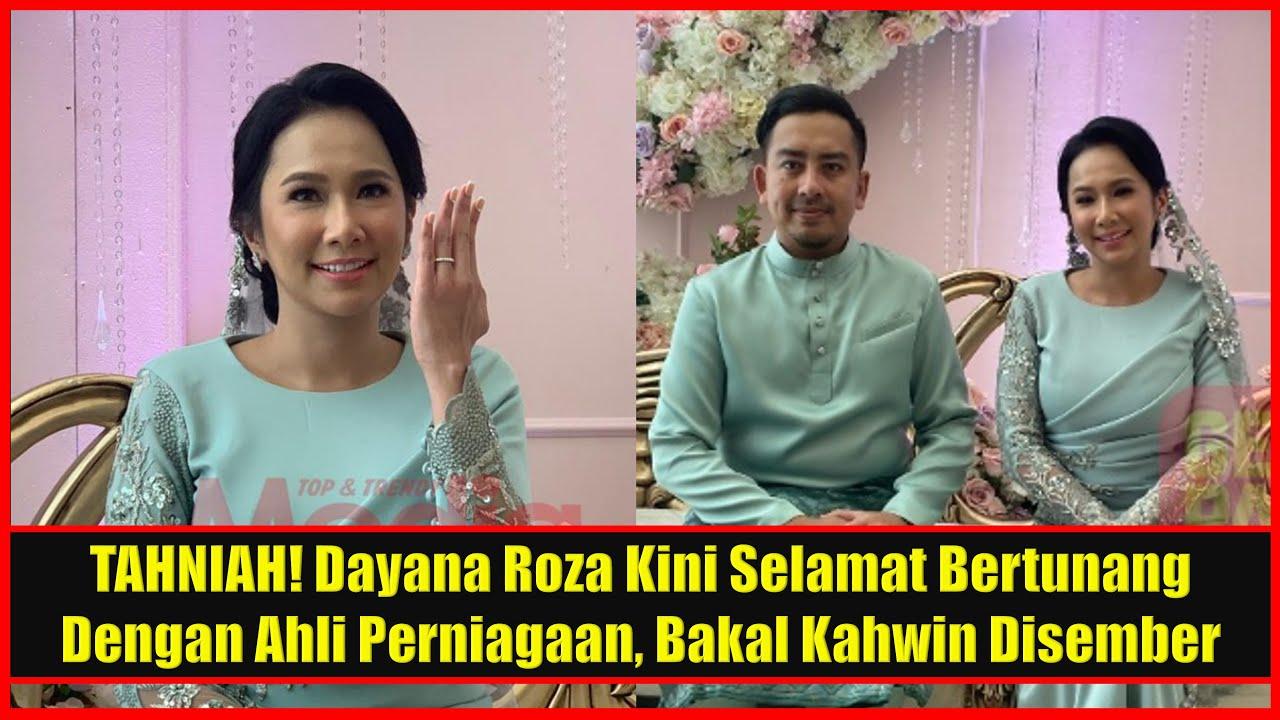 TAHNIAH! Dayana Roza Kini Selamat Bertunang Dengan Ahli Perniagaan, Bakal Kahwin Disember Ini!