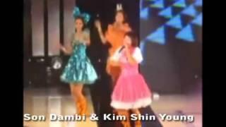Orange Caramel - Magic Girl Parody Compilation Feat Various Celebs
