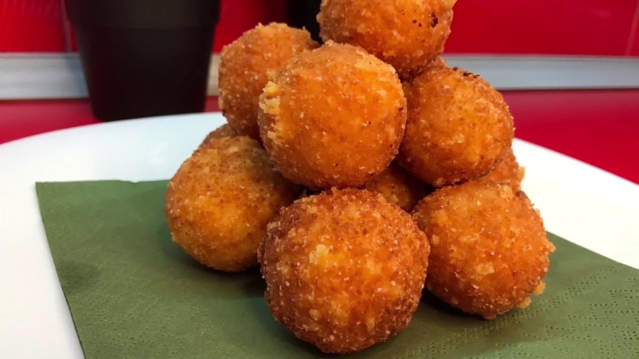 Это бомба! Сырные шарики| отличная закуска за 15 минут