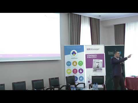 Aurelian Chitez - Speaker la HR Strategic 2018