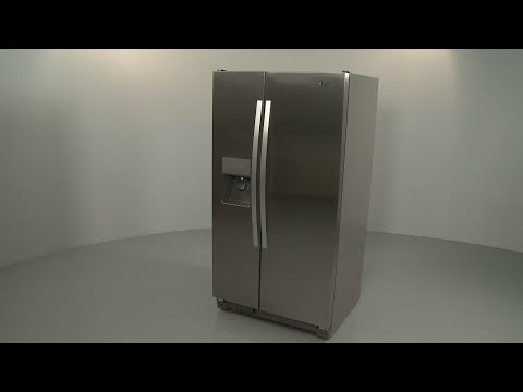 Whirlpool Barracuda Refrigerator Disassembly - Model WRS325FDAM04