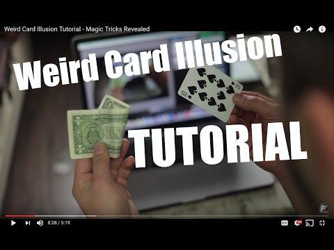 Weird Card Illusion Tutorial