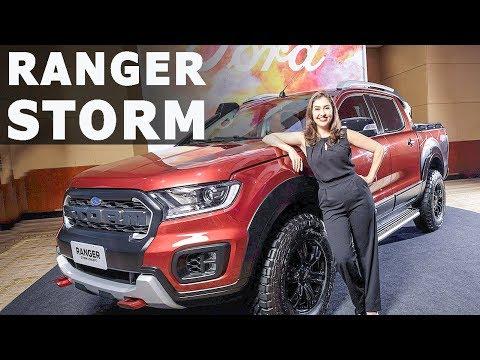 Confirmado! Ford Ranger Storm chega às lojas em 2019 / LIVE com Giu Brandão
