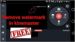 How To Remove Kinemaster Watermark || itx BilAl Channel