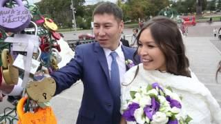 Свадьба Ирина и Наран