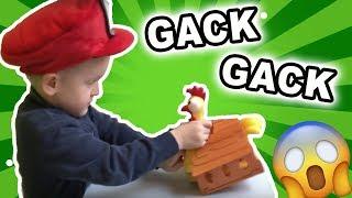 Gack Gack - SpielzeugTester - Julian