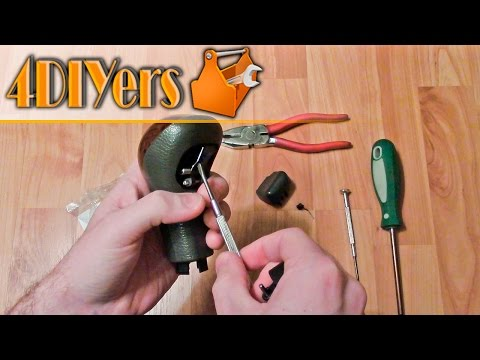 DIY: Volvo Shifter Button Replacement