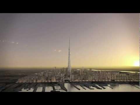 Kingdom Tower, Jeddah, Saudi Arabia - Worlds Tallest Tower