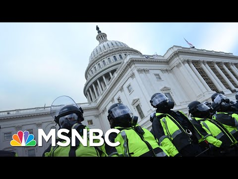 Latest On Capitol Hill: Explosive Device Found, Mob Roams Building   MSNBC