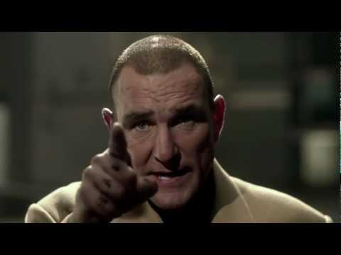British Heart Foundation Vinnie Jones Hard and Fast interactive ad