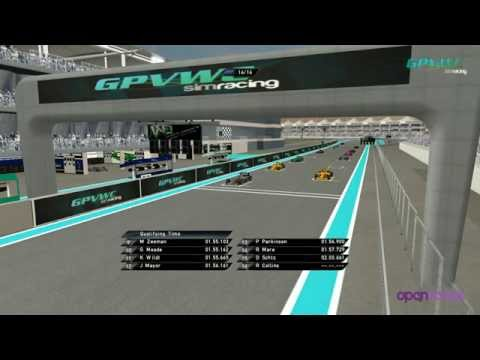 GPVWC 2015 - Downforce Radio Open Series R15 - Abu Dhabi GP