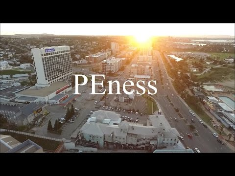 PEness // Port Elizabeth // South Africa