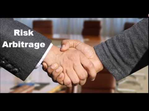 Risk Arbitrage: How to Make Money on Takeovers in the Stock Market