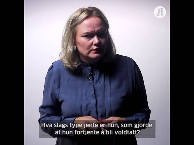Trine Lise Olsen - komikerkronikk- Aftenposten