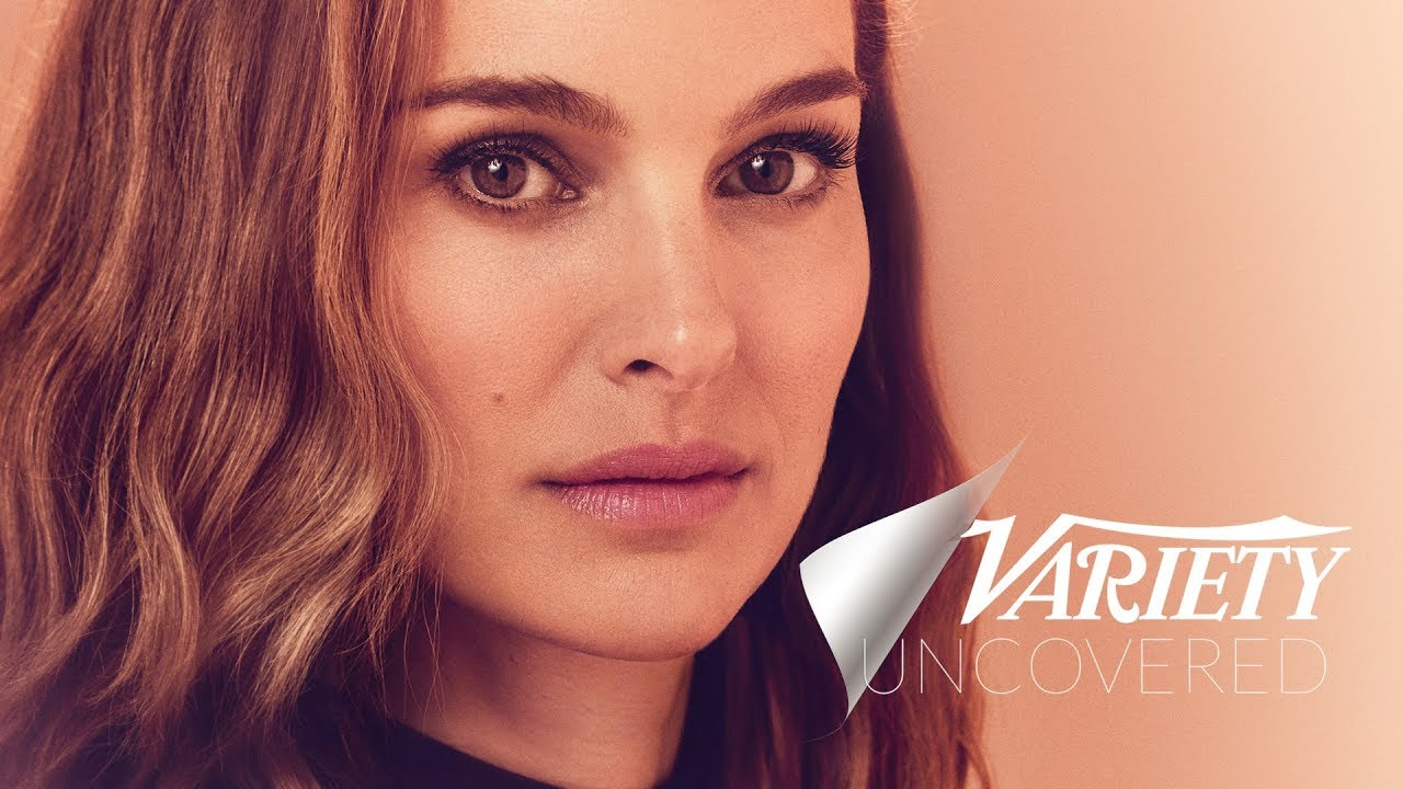 Natalie Portman talks Times Up and Why Women Need Each Other