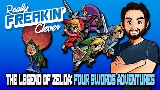 The Legend of Zelda: Four Swords Adventures - Really Freakin