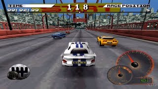 Test Drive 4 PS1 Gameplay HD (ePSXe)