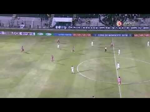 ABC 3 X 1 Ferroviário - Gols e Melhores Momentos - Copa do Nordeste 2018