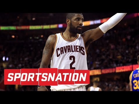 Should the Cavaliers retire Kyrie Irving's jersey? | SportsNation | ESPN