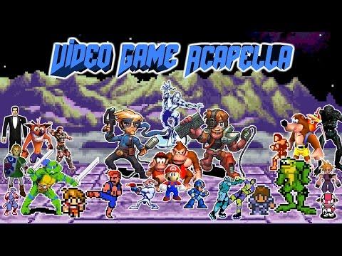 Game Music Acapella  Volume 2