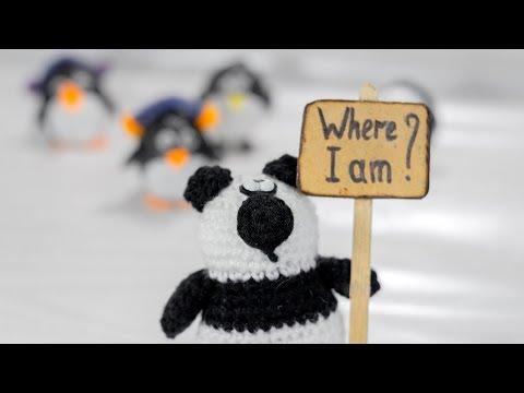 Amigurumi Panda (Free Pattern) | Free Patterns - Amigurumi ... | 360x480