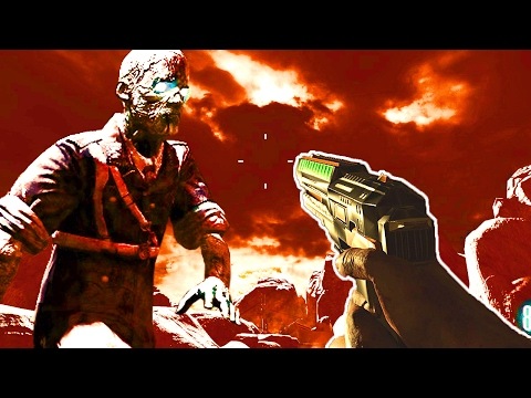 AMAZING NEW GUNS IN BO3 ZOMBIES - MARS MAP! Call of Duty Black Ops 3 Zombies Mod Gameplay
