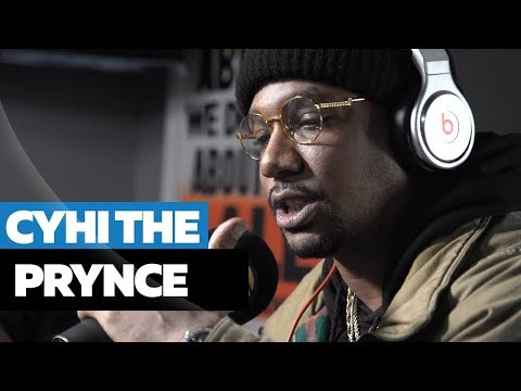 Cyhi The Prince On The Return Of 'The Old Kanye' & Spits Som