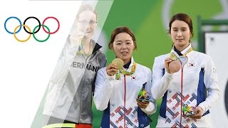 Chang wins gold in Women's Individual Archery