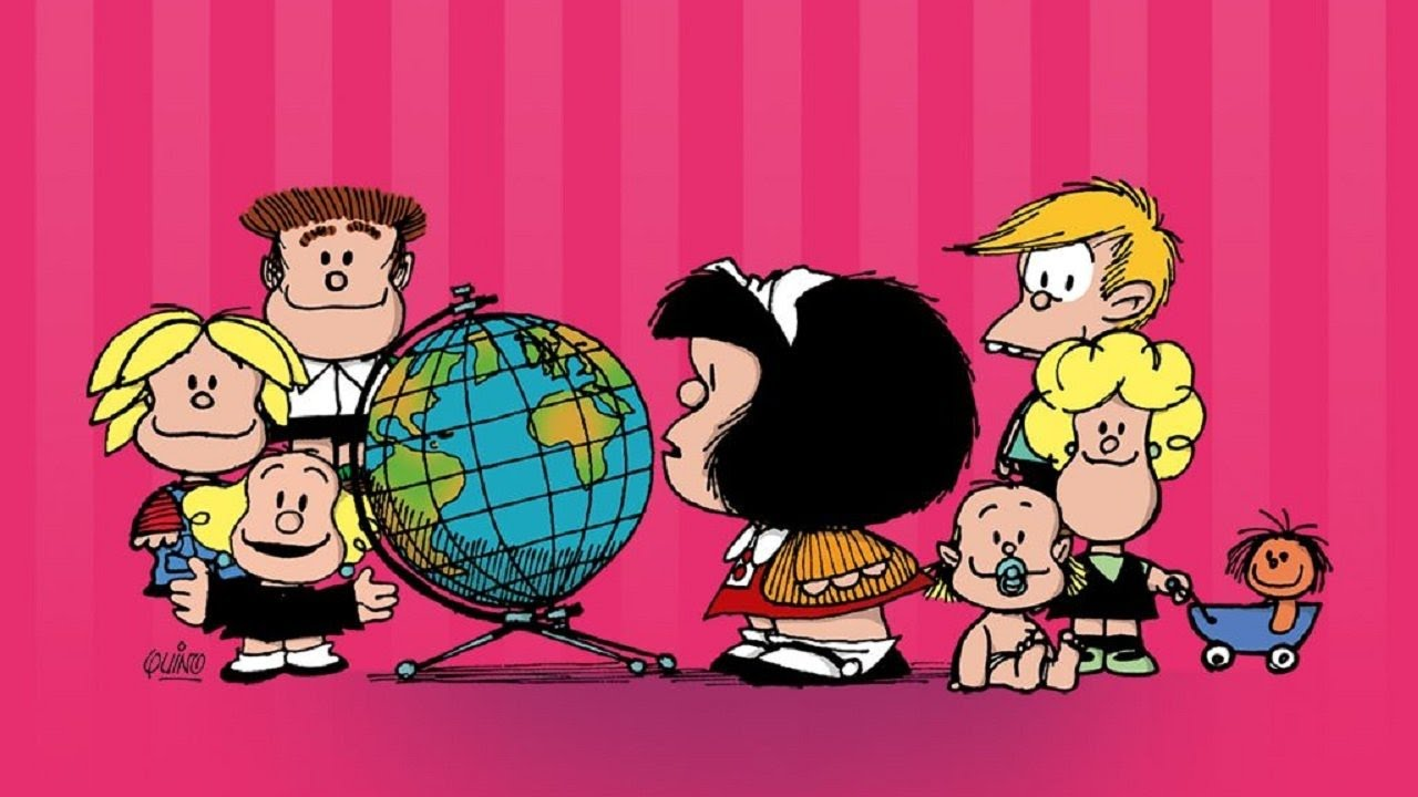 Imagenes De Mafalda Nuevas Para Disfrutar Youtube