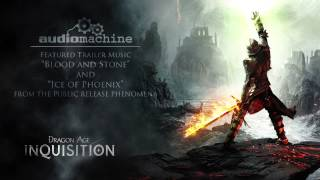 Dragon Age Inquisition The Hero Of Thedas Trailer Song Audiomachine 34 Ice Of Phoenix 34