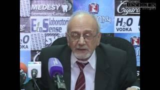 Արմեն Պողոսյանը վիրավորեց լրագրողներին