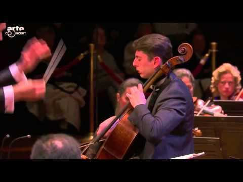 Narek Hakhnazaryan plays Tchaikovsky - Variations on a Rococo Theme for cello and orchestra