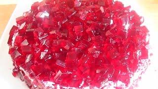 Сельдь под рубиновой шубой. Новогодний праздничный салат.