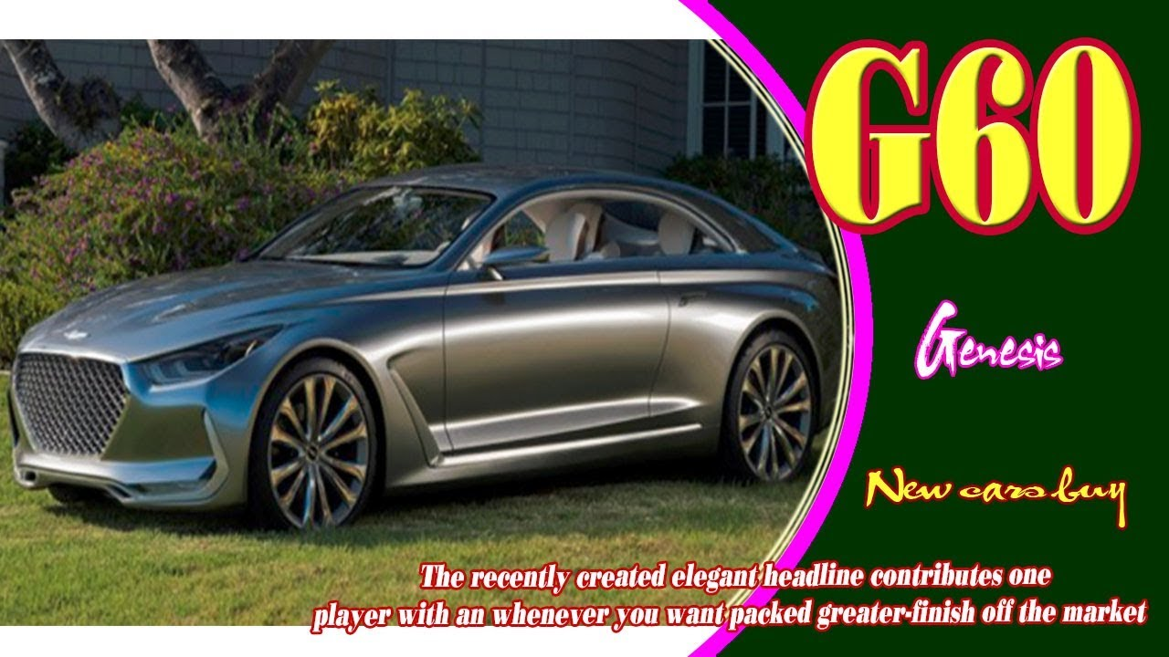2018 genesis g60. 2019 Genesis G60 | Premium 5.0 Ultimate New Cars Buy 2018