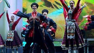 Счастливый 225-й год: как Краснодар отметил свой юбилей