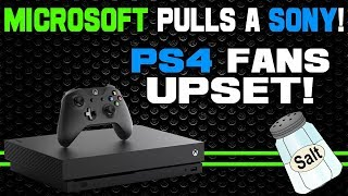 IT'S HAPPENING!  Xbox One Just Took Away A Huge Advantage From The PS4! Sony Fanboys Are LIVID!