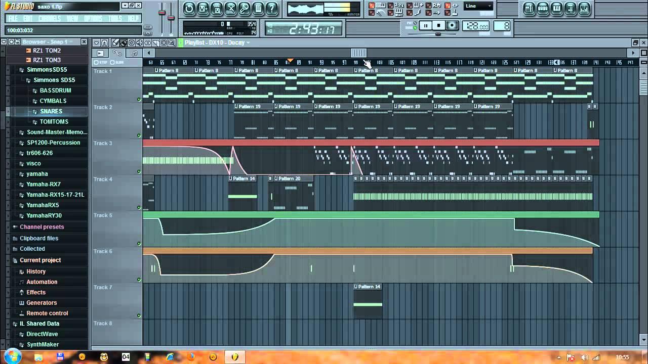 Fl Studio - Progressive Dance + Free Flp Project Download ...