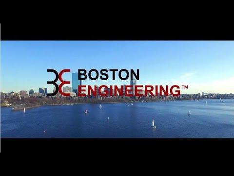 Boston Engineering – Product Development Services